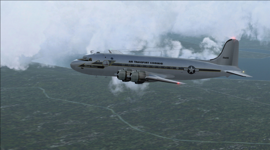 ATC Atlantic DC3